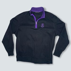 Bobby Jones 1927 Pullover half zip golfing sweater